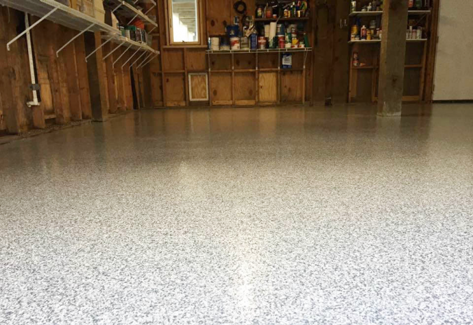 Can I Use Epoxy Coating On My Garage Floor Business