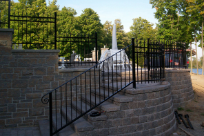 Adding Fence Railings and Iron Railings For Style and Security