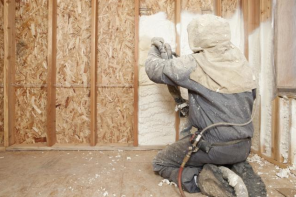 How Spray Foam Provides Insulation for Your Home